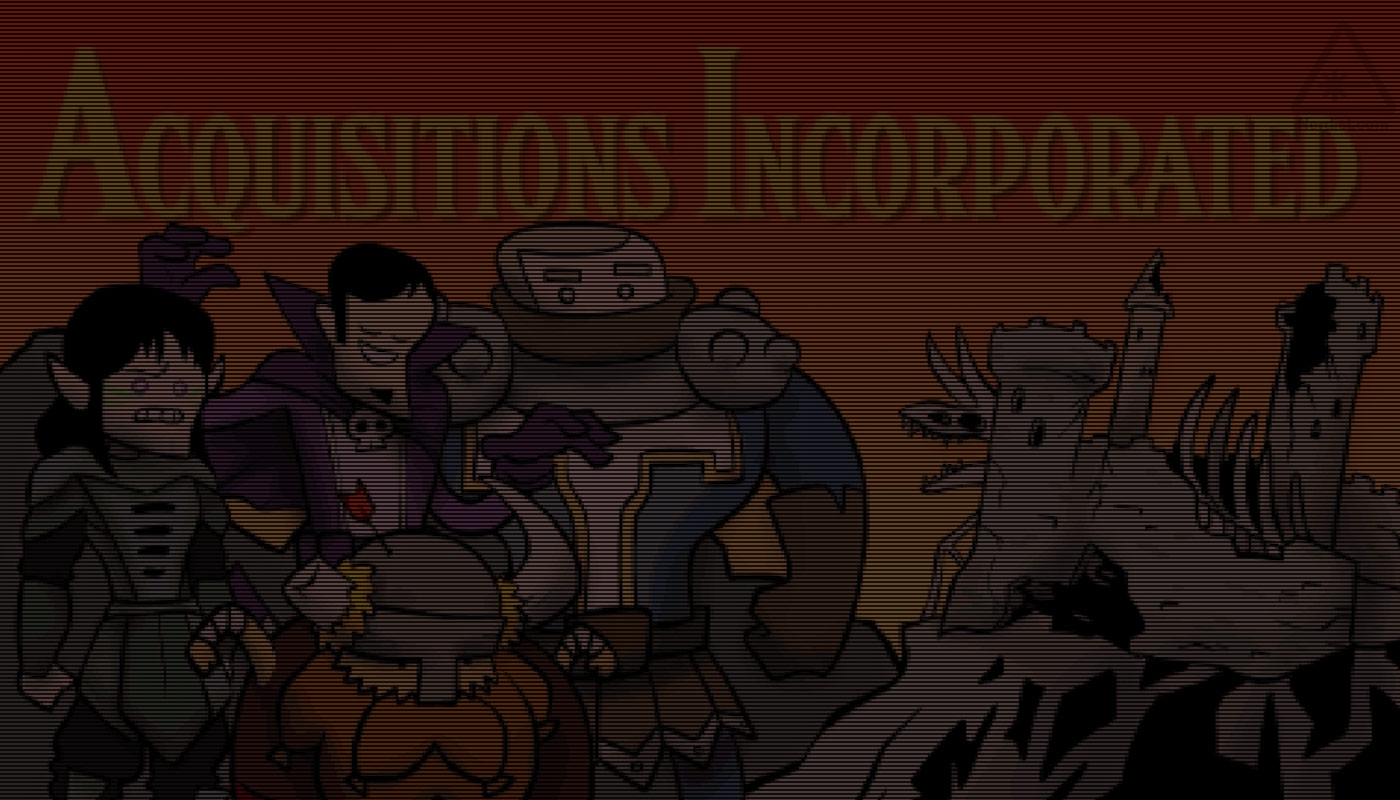 Acquisitions Incorporated Video at PAX South 2017