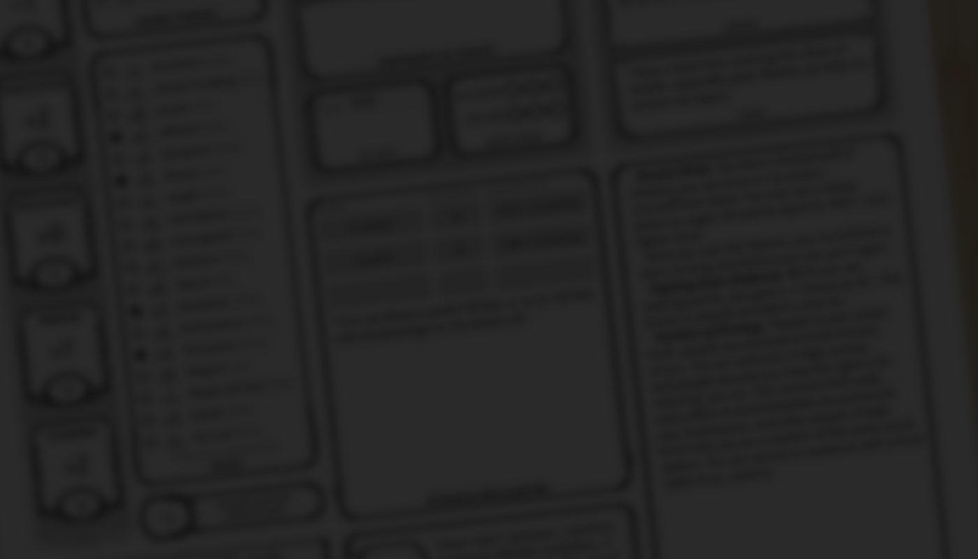 Auto-Fill Character Sheet