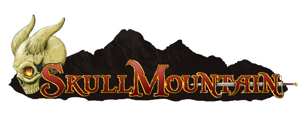 SKULL MOUNTAIN logo