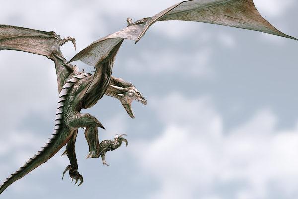 wyvern-flying