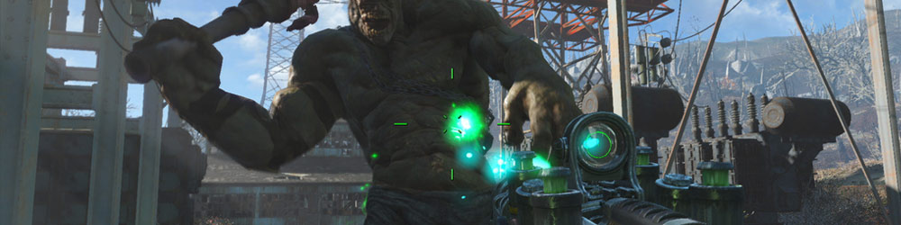 D&D Session Transcript in Fallout 4